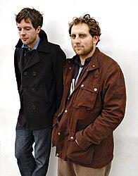 Junior Boys, 2004
