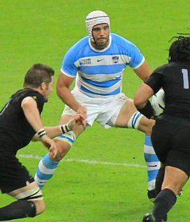 Juan Manuel Leguizamón Argentine rugby union footballer