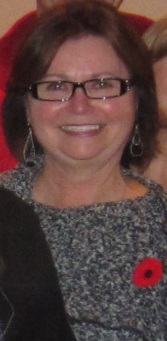 Judy Foote - Image: Judy Foote