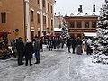 Julmarknad på Gamla Stortorget 2014.JPG