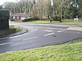 Junction of the B2177 and the A32 at Wickham - geograph.org.uk - 1124670.jpg