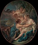 Jupiter, in the Guise of Diana, and Callisto MET DP339911.jpg