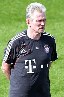 Jupp Heynckes German footballer and manager