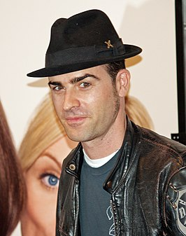 Justin Theroux in 2008