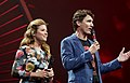 Justin and Sophie Trudeau - Global Citizen Festival Hamburg 08.jpg