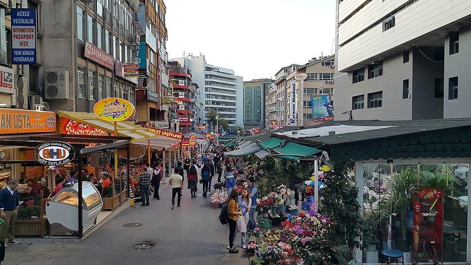 Kızılay street 2015