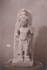 KITLV 87584 - Isidore van Kinsbergen - Hindu-Javanese sculpture coming from the Dijeng plateau - Before 1900.tif