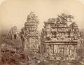 KITLV 87785 - Isidore van Kinsbergen - Tjandi Sewoe in Yogyakarta - Before 1900.tif