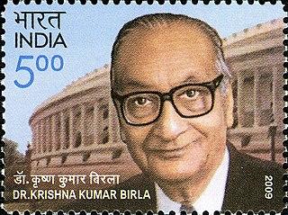 K. K. Birla Indian politician