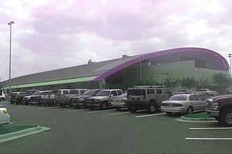 Laredo metropolitan area - Laredo International Airport