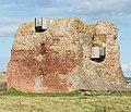 Kalø Slotsruin (Syddjurs Kommune).Forsvarstårn.7.125359.ajb.jpg