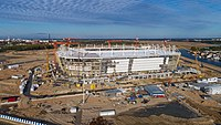 Kaliningrad new stadium