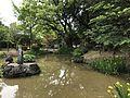 Kamenoike Pond of Kashii Shrine 3.jpg