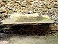 Kamienna laweczka - panoramio.jpg