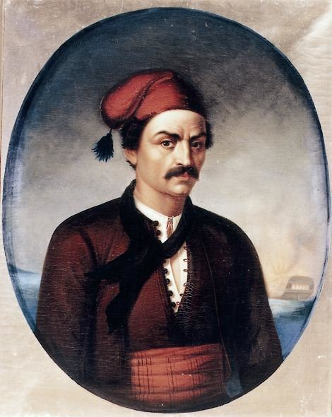 Kanaris Konstantinos - Greek Fighter