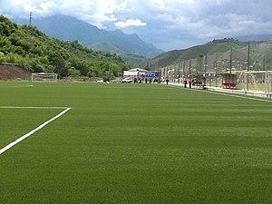 FC Gandzasar Kapan - Gandzasar Kapan Training Centre in Kapan