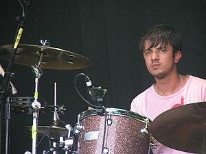 Mystery Jets - Kapil Trivedi in 2008