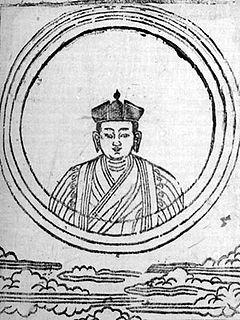 Rangjung Dorje, 3rd Karmapa Lama Third Karmapa, an important figure in the history of Tibetan Buddhism