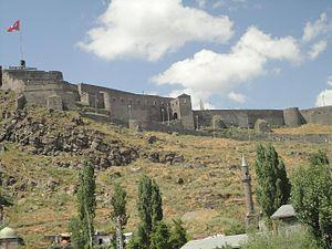 Castle of Kars - Image: Kars Kalesi 1