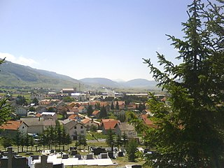 Kupres Town and municipality in Canton 10, Bosnia and Herzegovina