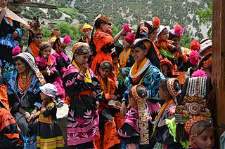 Dardic people Group of Indo-Aryan peoples