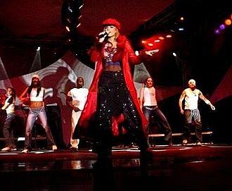 Kelly Key - Kelly Key in 2003.