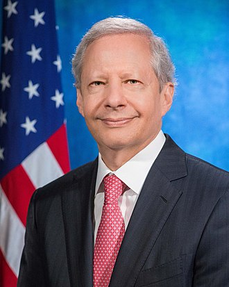 United States Ambassador to India - Image: Ken Juster official photo