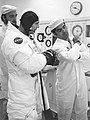 Ken Mattingly suiting-up for Apollo 16 mission.jpg