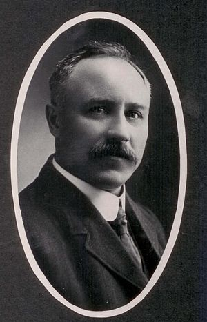 Kenneth W. MacKenzie - Image: Kenneth W Mackenzie 1910