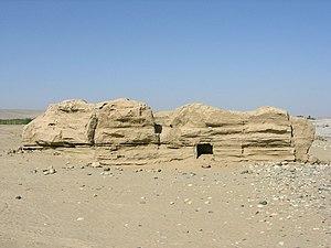 Hotan - Khotan Melikawat ruins