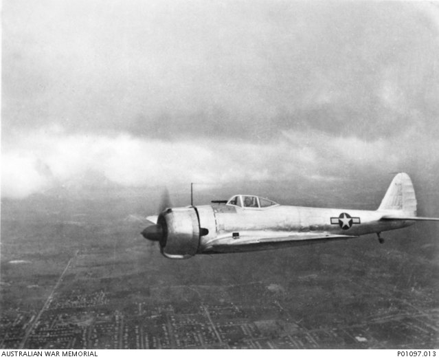 Ki-43-I captured in flight over Brisbane 1943.jpg