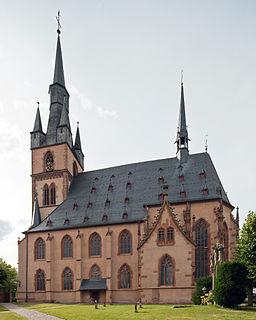 Kiedrich St Valentinus von Suedosten 20120729