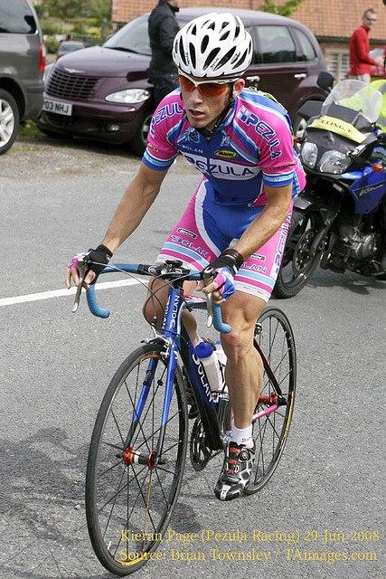 Kieran Page - Pezula Racing