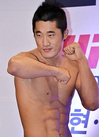Dong Hyun Kim - Kim in November 2012