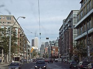 King Street (Toronto) - King Street West