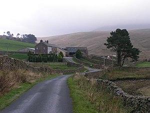 Kingsdale - Kingsdale Head in 2005
