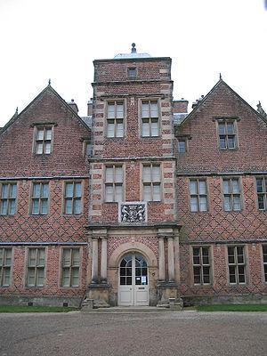 George Calvert, 1st Baron Baltimore - Kiplin Hall, estate built by Sir George Calvert, 1st Baron Baltimore (1579–1632) in the 1620s
