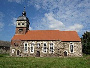Ziesar - Church in Glienecke (Ziesar)