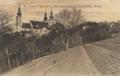 Kirche Heilige Dreifaltigkeit 1911; Blick nach Osten; Heilig Dreifaltigkeit in den Windischen Büheln; Slowenien.tiff