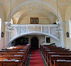 Kirche Obermühlbach innen hinten.jpg