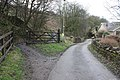 Kirklees Way at Howley Mill Lane - geograph.org.uk - 1204449.jpg