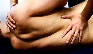 Chiropractic concept
