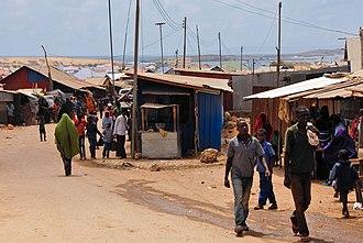 Kismayo - Kismayo / Dalxiiska area (2016)