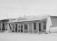 Kit Carson House, Kit Carson Avenue, Taos (Taos County, New Mexico).jpg
