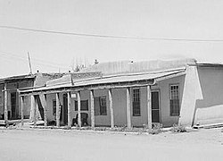 Kit carson house wikipedia for Kit homes new mexico