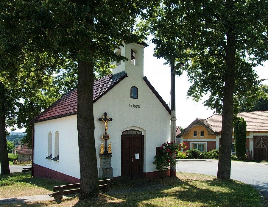 Kladruby (Benešov District)