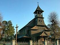 Kościół w Jedlni Letnisko12.JPG