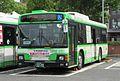 Kobe City Bus 961 at Kobe Station.JPG