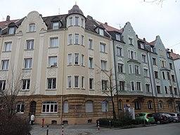 Kobergerplatz in Nürnberg