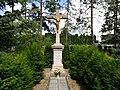 Kobylnice (okres Brno-venkov) - kříž u hřbitova obr02.jpg